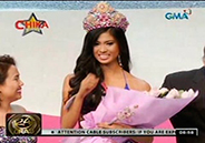 Hazel Ortiz wins in 2014 Miss Bikini Philippines