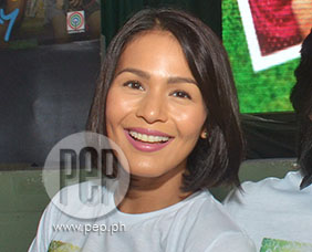 Iza Calzado planning to have a baby at 35