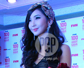 Alodia Gosiengfiao explains why she posed for FHM Philippines