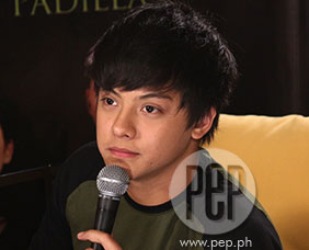 Daniel Padilla would like to become a producer someday