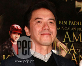 Rommel Padilla and RJ Padilla talk about