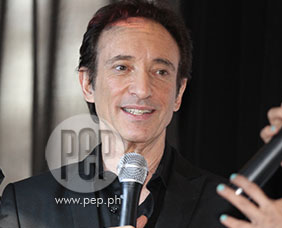 PEPtalk Flash. David Pomeranz to raise funds for Yolanda survivors thr