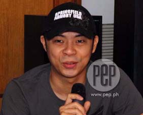 Chito Miranda doesn't see foreign acts as competition in local music s