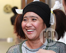 """Eugene Domingo confident about box-office performance of """"Kimmy"""