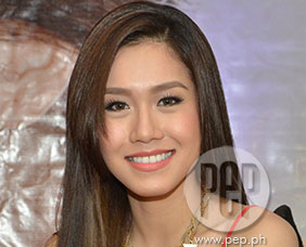 Rachelle Ann Go wants to produce and direct a concert; sings for PEP