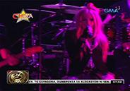 Avril Lavigne holds fourth Philippine concert