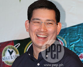 Richard Yap recounts the surprise he felt after being punched in the b