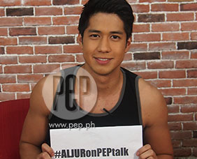 PEPtalk. Aljur Abrenica says he and Kylie Padilla are fighting for the