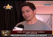 Alden Richards talks about love scene in upcoming  movie