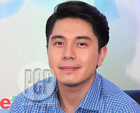Paulo Avelino wants his son to