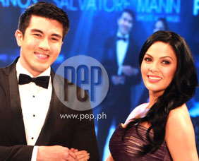PEPtalk. Luis and KC on runway experience...and lovelife!