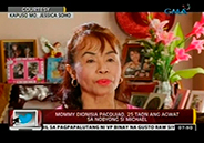 Mommy Dionisia Pacquiao has 40-year-old boyfriend