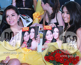 Kathryn Bernardo and Julia Montes feel most beautiful when they're in