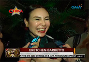 Gretchen on Claudine and Raymart: