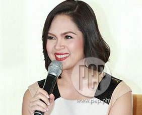Judy Ann Santos considers hosting a break from doing drama