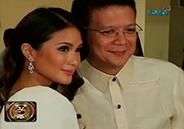 Heart Evangelista meets with wedding suppliers