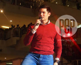 Dingdong Dantes on settling down with Marian Rivera