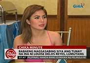 Alleged real mother of Louise delos Reyes surfaces