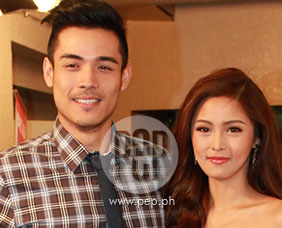 "Kim Chiu and Xian Lim thankful for fans' support to ""Bride for R"