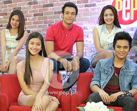 PEPtalk (Part 2). Star Magic talents reveal how they plan to make a ma