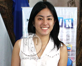 Gretchen Ho says that boyfriend Robi Domingo has a