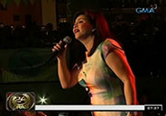 Regine Velasquez, Alden Richards, and other Kapuso stars promote &