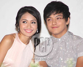 "Kathryn Bernardo and Daniel Padilla nervous about release of ""Go"