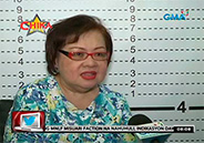 Nanette Inventor impersonates Janet Napoles as
