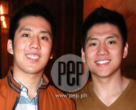 PEPtalk. Do Jeric and Jeron Teng have the same preferences when it com