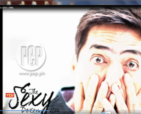 Vic Sotto in YES! The Sexy Dozen 2014