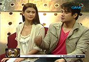 Have Geoff Eigenmann and Carla Abellana started talking about marriage