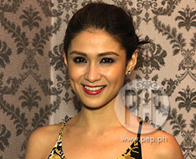 PEPtalk Flash. Carla Abellana is old-fashioned and practical
