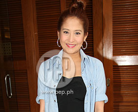 Jolina Magdangal is very happy about PEP.ph's The PEP List