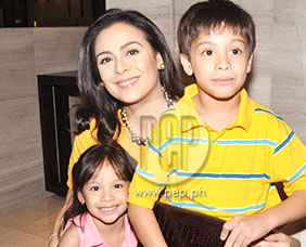 Dawn Zulueta on her children entering showbiz: