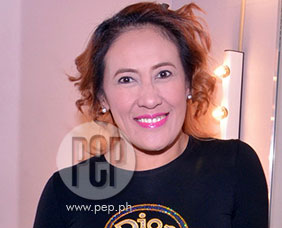"Ai-Ai delas Alas says her children will ""screen"" future su"