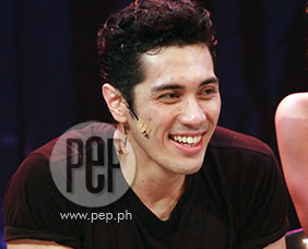 Gian Magdangal talks about playing Danny Zuko in