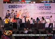 Pinoy originals featured in new album of Chicser