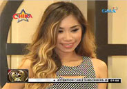 Jessica Sanchez dedicates