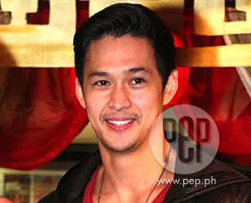 Edward Mendez talks about kissing scene with Marian Rivera in