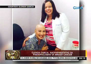 Glenda Garcia determined to overcome battle against breast cancer