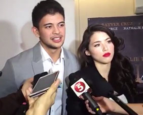 Rayver Cruz on closeness with Kylie Padilla