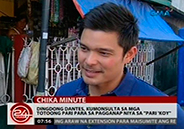 Dingdong Dantes consulted real-life priests for his role in 'Pari Koy'
