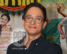 """Ryan Agoncillo on fatherhood: """"It comes out as second nature."""