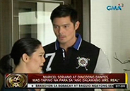 Maricel Soriano, Dingdong Dantes start taping for Ang Dalawang Mrs. Re