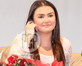 Angelica Panganiban talks about the new ABS-CBN Summer station ID
