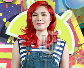 Yeng Constantino thankful for her special someone