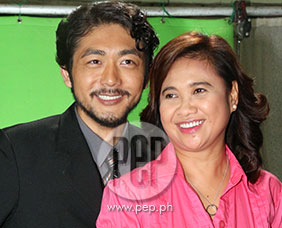 Eugene Domingo on Japanese co-star Yuki Matsuzaki: