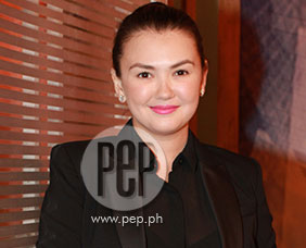 Angelica Panganiban excited to become Melason's ninang!