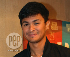 Matteo Guidicelli reacts to blind item