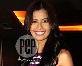 Shamcey Supsup feels a Filipina will win Miss Universe crown this 2014